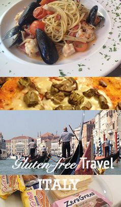 Summer is here, along with the travel season. Love to share my recent discoveries & tips from my Gluten-free Italy trip.