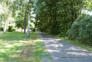 Cyklostezky v okolí Hradce Králové a Pardubic