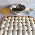 Bonjour IG  cest parti pour des msemens farcis  la kefta oignons et pourons  la recette ds ma bio  msemens kefta ftour ramadan trooopbon