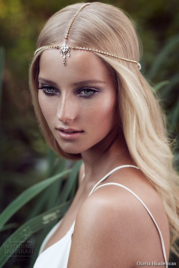 The new collection from Olivia is here, and it's a treasure trove of enchanting headpieces in a selection of eclectic styles. The