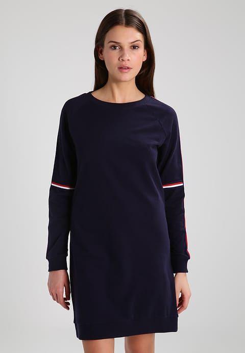 Vêtements ONLY ONLRIBBON - Robe d'été - night sky gris foncé: 30,00 € chez Zalando (au 04/02/17). Livraison et retours gratuits et service client gratuit au 0800 915 207.