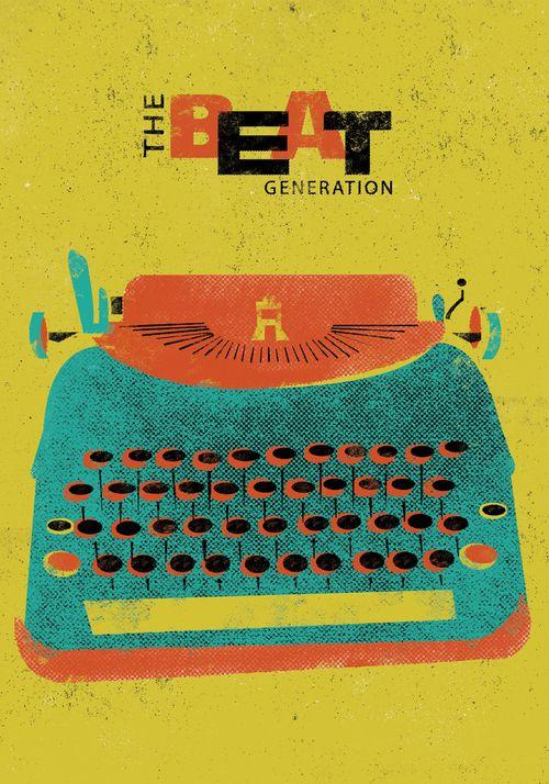 Máquina de escribir Ilustración