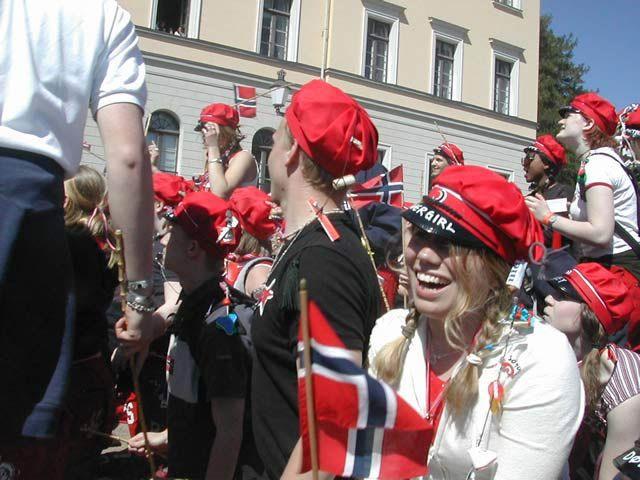 Happy Birthday - Norway Celebrates May 17 Constitution Day
