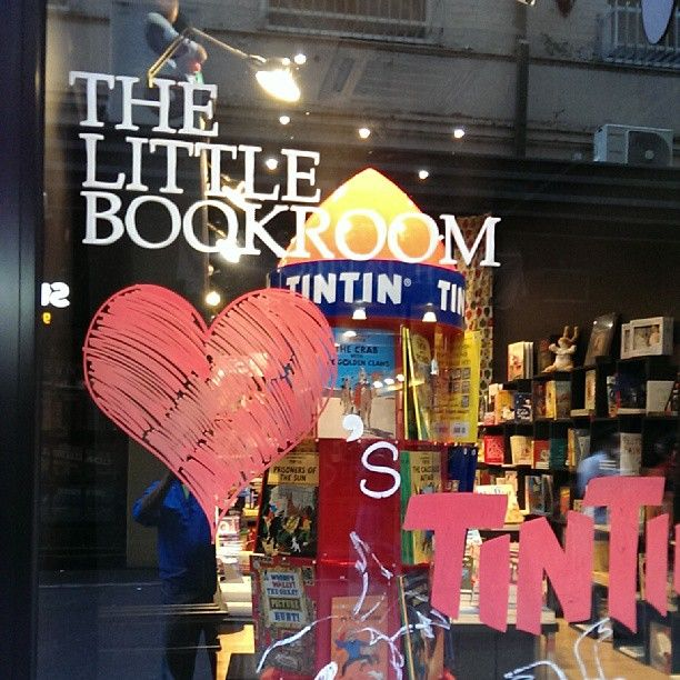 The Little Bookroom in Melbourne, VIC