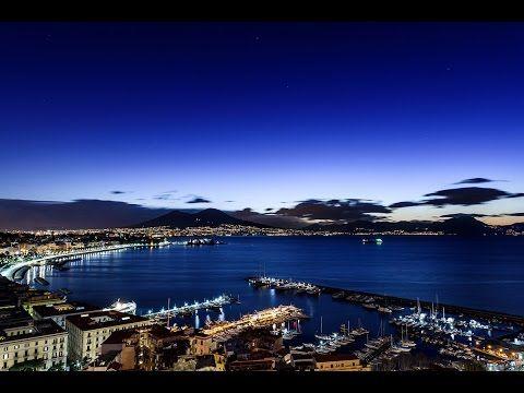 Napoli in 4K 7 Aprile 2017