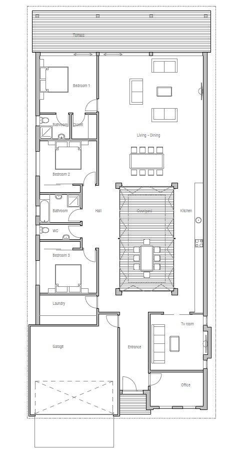 126 best HOUSE images on Pinterest Floor plans House floor plans