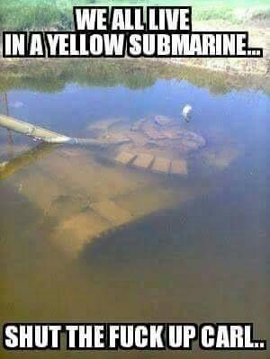 Yellow submarine                                                                                                                                                                                 More
