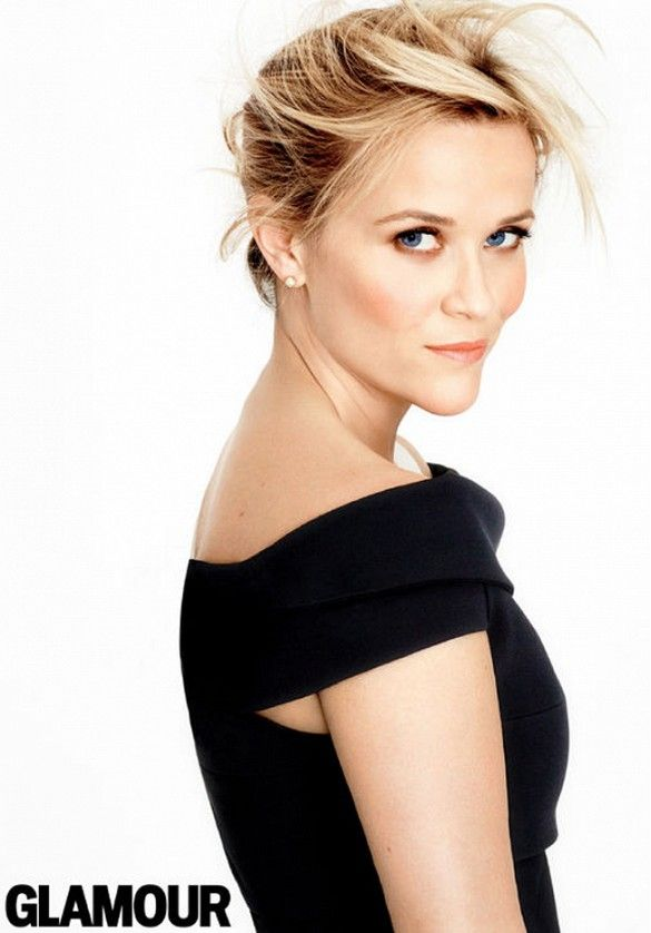 Reese Witherspoon gives 20 yr olds advice// Photo: Matt Irwin for Glamour