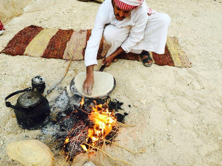 Camping in Sinai