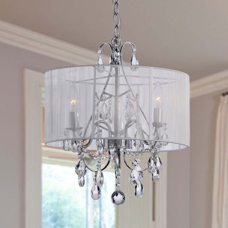 176 best Chandeliers images on Pinterest | Crystal chandeliers ...