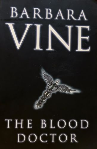 The-Blood-Doctor-by-Barbara-Vine-FREE-AU-POST-very-good-used-condition-paperback