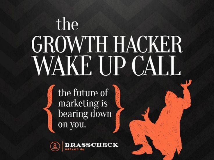 Ever wonder what growth hacking means? This great Slideshare presentation answers that question beautifully! http://wp.me/p3mMIW-Hv