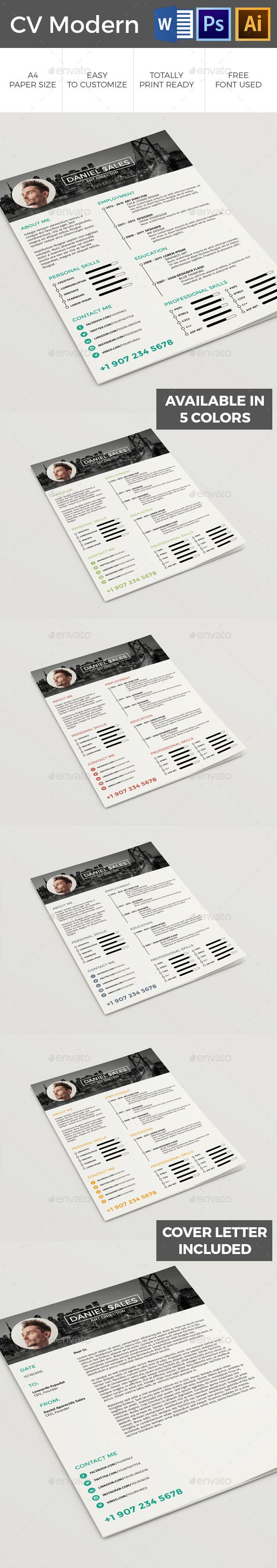 best images about logo typography logo design cv clean resume template psd ai design graphicriver