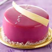 Petits gâteaux à la mousse de fruits rouges et chocolat blanc - une recette Gâteau - Cuisine