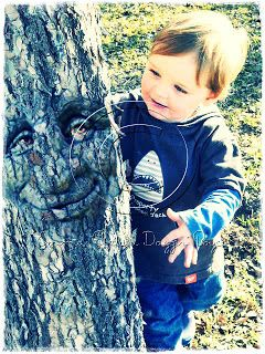 "Tyler and the Tree Spirit (C) Emma ""Chelsea Dagger"" Boyce"