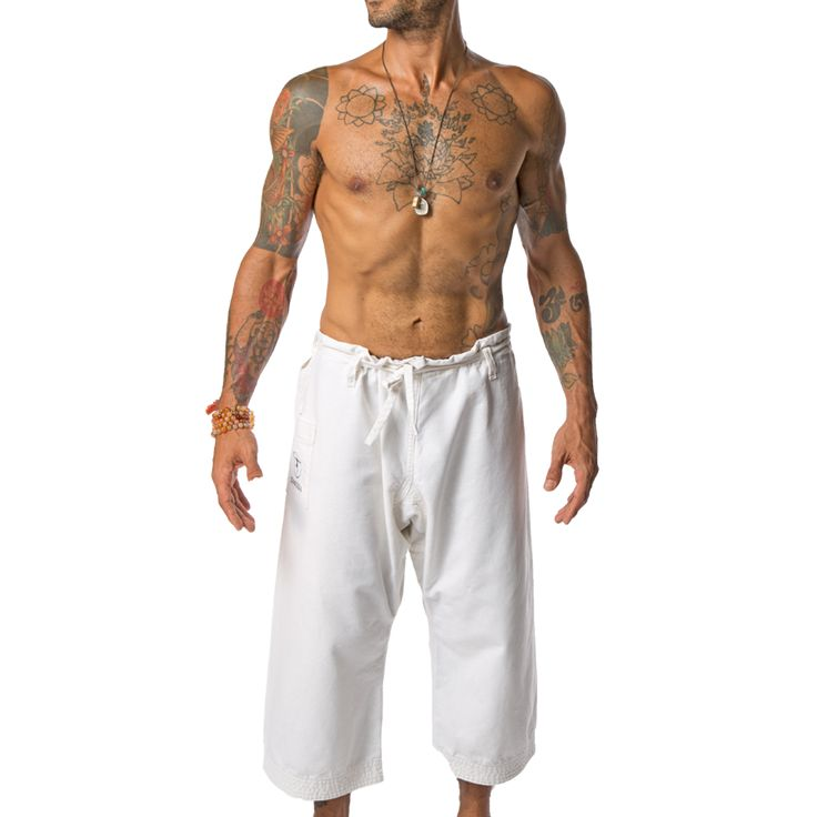White Yoga Pants For Men Pants Organic Cotton And Yoga