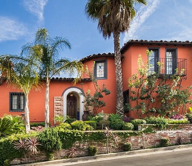 Mediterranean Style Homes In Florida: 1000+ Images About SPANISH STYLE On Pinterest