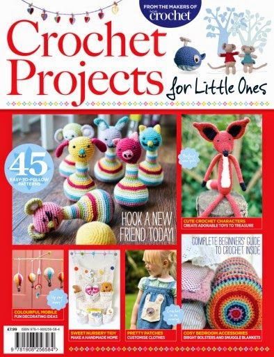 Crochet Projects For Little Ones Bookazine