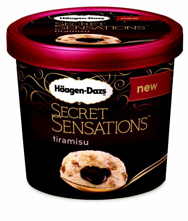 Häagen-Dazs Secret Sensations Tiramisu