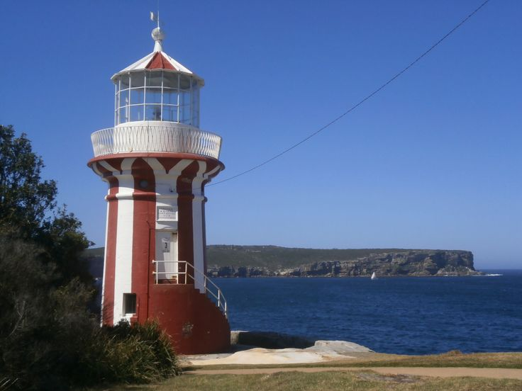 Hornby Lighthouse, Watson's Bay