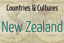 Resources for learning about New Zealand.