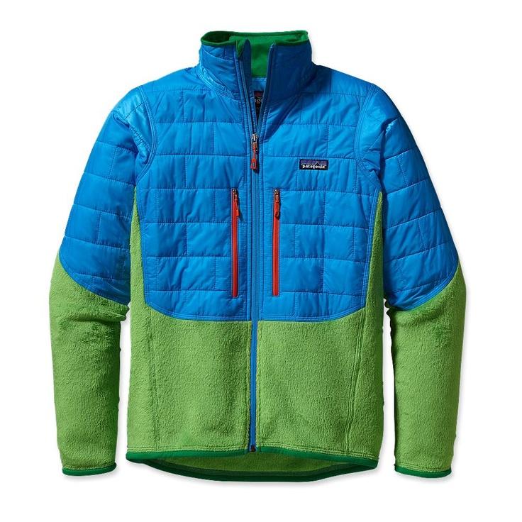 Patagonia r2 jacket men's deep space