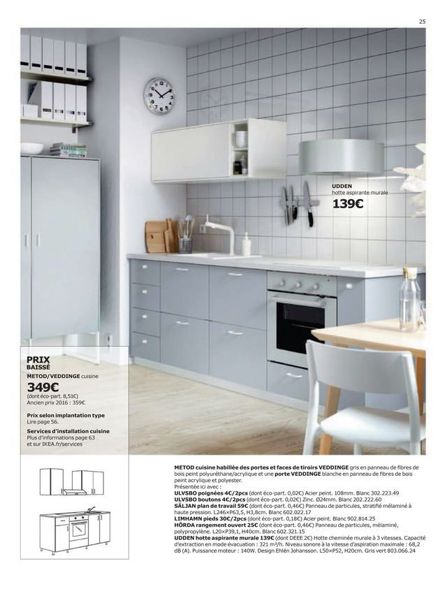 Best 20 cuisine ikea grise ideas on pinterest for Ikea cuisine catalogue