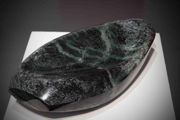 Serpentine bowl - Anna Korver