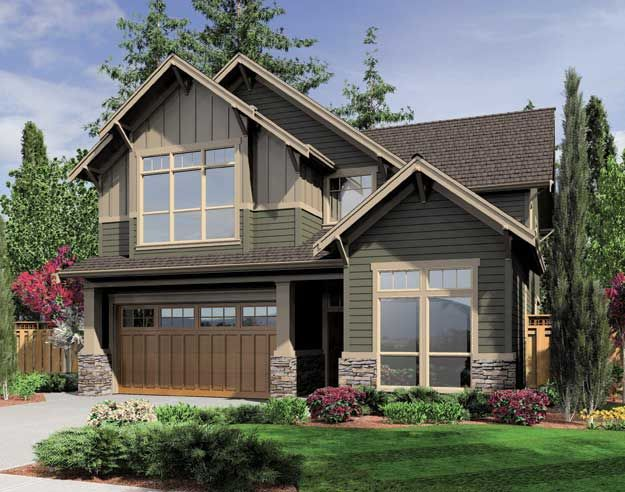 109 best Craftsman Home Plans images on Pinterest | Craftsman ...
