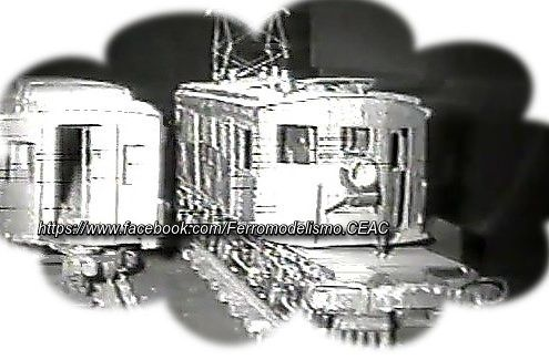 https://flic.kr/p/q8xJXh | Made in Chile | Futuras referencias & más material. ( scale  Heavy Electric Boxcab Locomotive & Heavyweight coach )