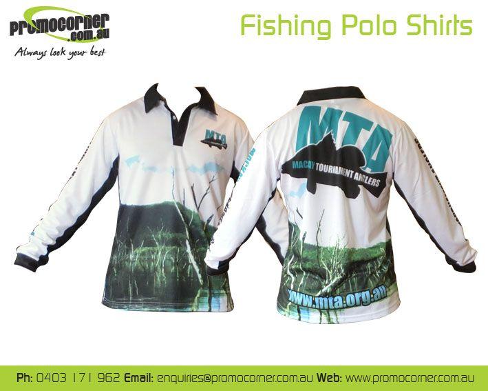 Custom Fishing Shirts - Talk to our designers today! 0408 783 063 #fishingshirts #designyourown