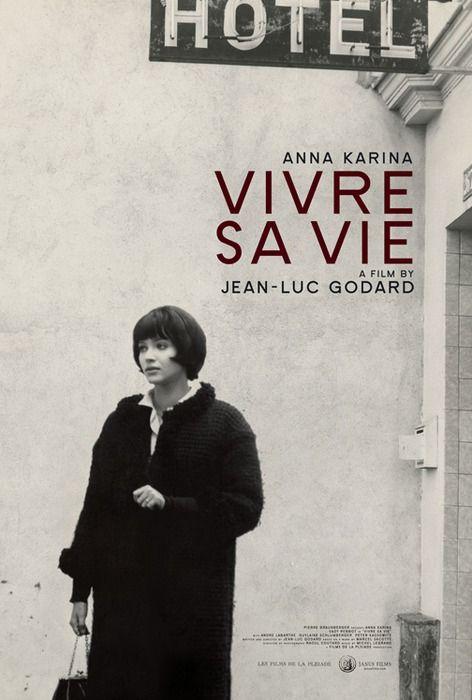 女と男のいる舗道 監督/Jean Luc Godard 制作年・国/1962・フランス 衣装/Christiane Fageol