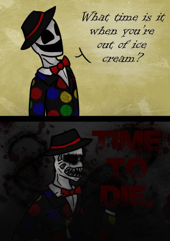creepy ice cream raoe