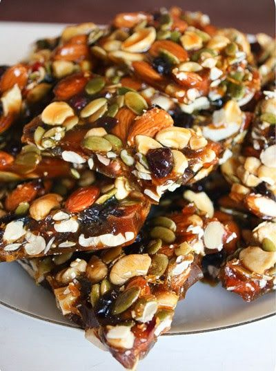 Autumn Brittle | Azure Standard natural and organic ingredients would be amazing in this recipe! Contact us at today 785-380-0034 if you are interested in having high quality affordable organics delivered to your area.