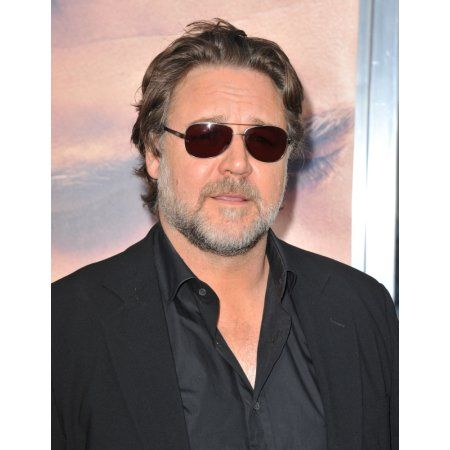 Russell Crowe At Arrivals For The Water Diviner Premiere Canvas Art - (16 x 20)