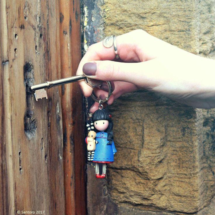 Porte clés Gorjuss 😍