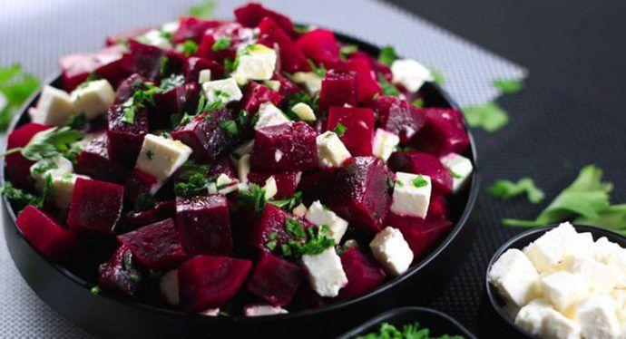 Топ-5 феерических салатов из свеклы