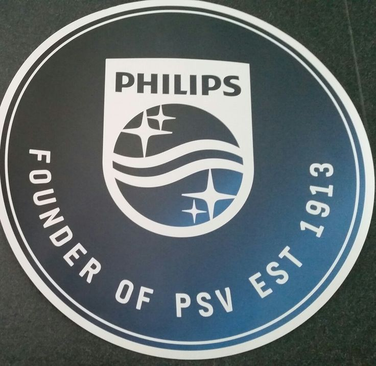 PHILIPS FOUNDER OF PSV EST 1913