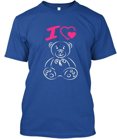 Teddy bear tshirt