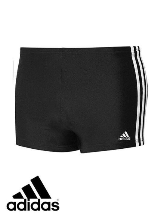 a0abd2d5d5cab Details about adidas performance 3S Junior Boys Boxer swimming trunks Black  BNWT 601340   Sportswear for Infants, Kids & Juniors   Boys boxers, Swim  trunks, ...