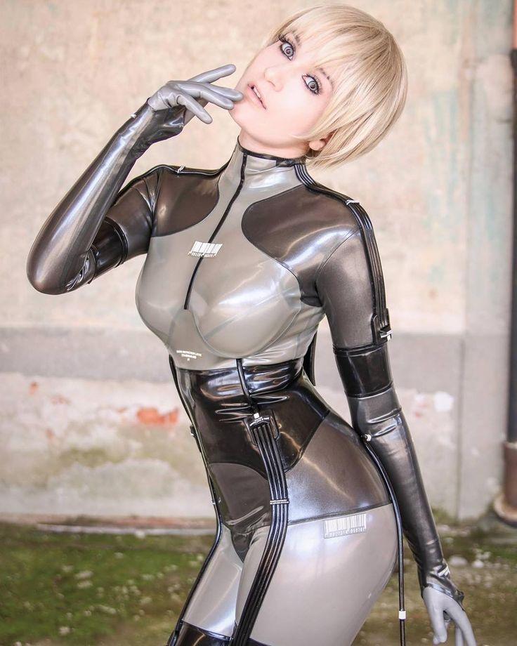Latex cosplay tumblr