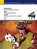 Nuotti. Spielsachen : 44 leichte Originalwerke für Klavier = Toys : 44 easy original piano pieces. https://arsca.linneanet.fi/vwebv/holdingsInfo?sk=fi_FI&bibId=477845