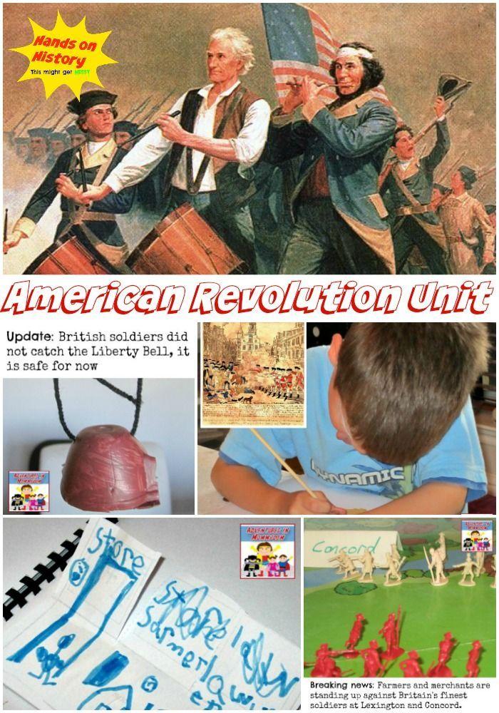 Unit 1: american revolutionmac