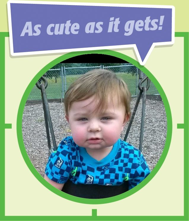 Gerber Photo Search 2013! Vote for Hayden!!! Please :)