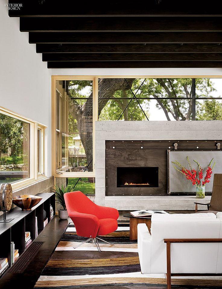 Texas lake house decor