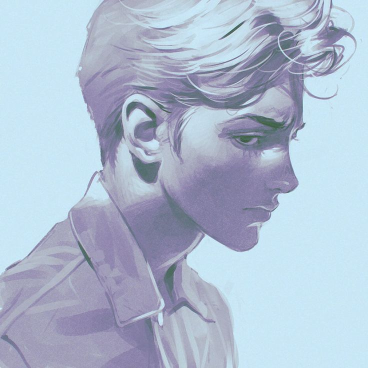 Amazing work by Ilya Kuvshinov, a talented Russian illustrator and comic book…