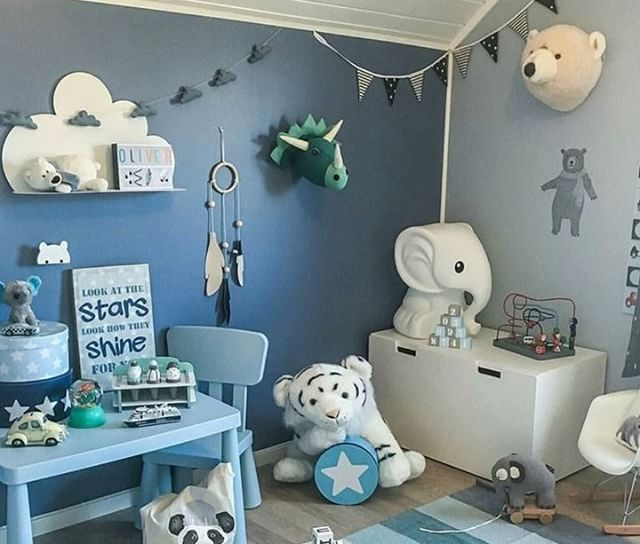 Baby Boy Room Decor Ideas  Buy It All Here!