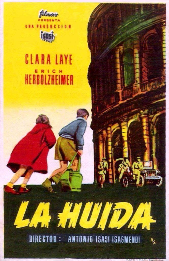 Foto De 1956 La Huida Tt0049347 Google Fotos Carteles De Cine Buenas Peliculas Carteles De Peliculas