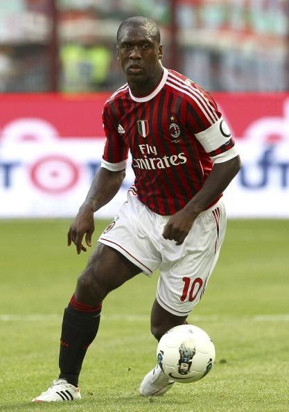 Article about Dutch player, Seedorf, leaving AC Milan.