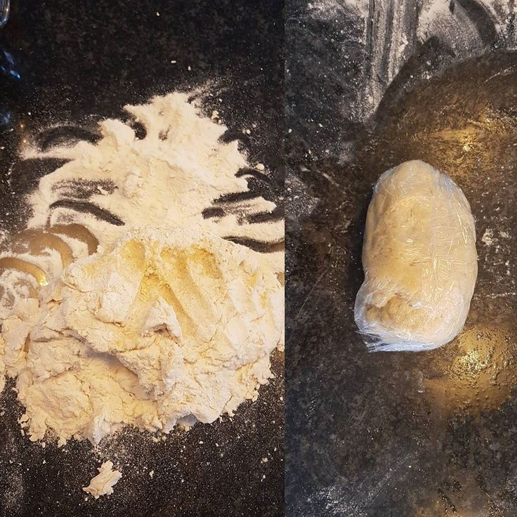 Steps 2 and 3. Combined doesn't stick to the hands and wrapped to rest. #foodiandy